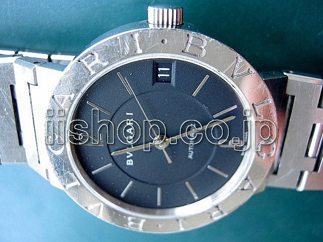 pretty nice 9e182 25644 ブルガリブルガリの高度再研磨、Bvlgari時計修理 ...