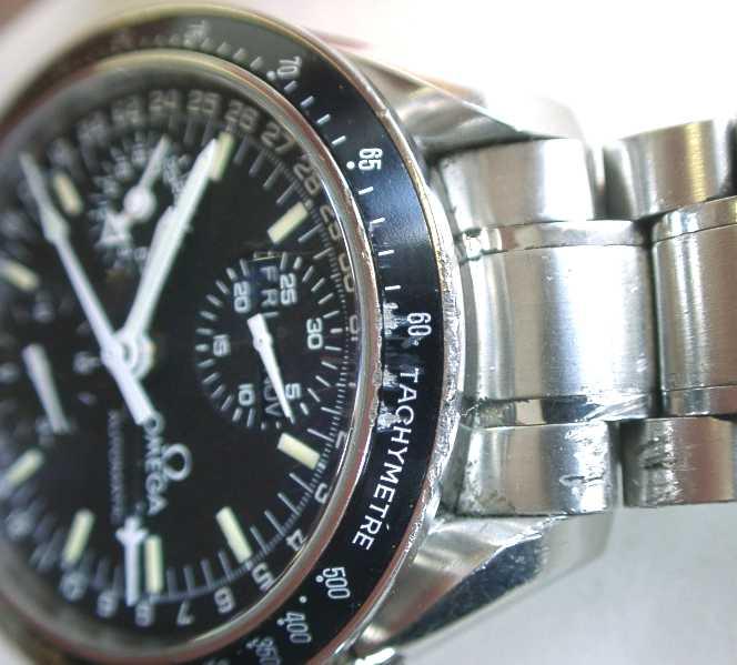 buy online 820e3 a4678 オメガ時計修理、オメガスピードマスター時計修理・Omega ...